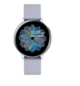 [SAMSUNG MEMBERS] Galaxy Watch Active 2 (Preto ou Prata) | R$1169