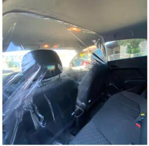 Cortina Protetora Interna para Veículos | R$ 47