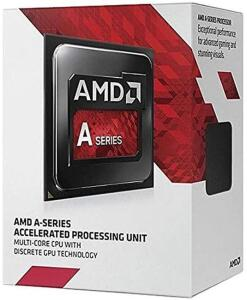 Processador, 65W FM2+ 1MB 3.8GHz, AMD, A6-7480| PRIME