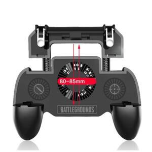 Controle Para Celular Cooler Gamepad Joystick Free Fire | R$ 45