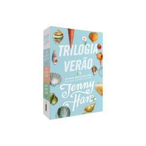 Livro - Box Trilogia Verão | R$55