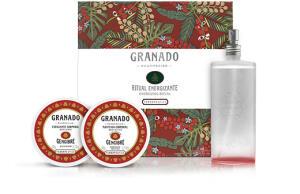 Kit Ritual Energizante Cardamomo & Gengibre | R$68