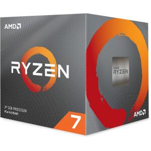 Processador AMD Ryzen 7 3700x 3.6GHz (4.4ghz Turbo), 8-cores 16-threads | R$1.989
