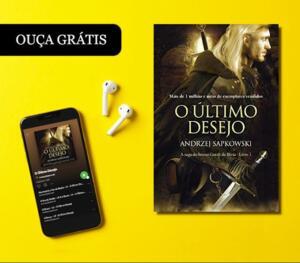 (Grátis) Audio book O Último Desejo