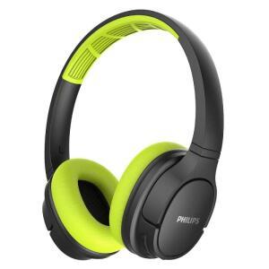 Headphone Philips Sport Bluetooth Wireless TASH402LF Verde