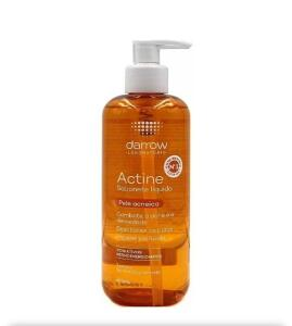 Actine Sabonete Liquido 400ml Darrow Laboratorio