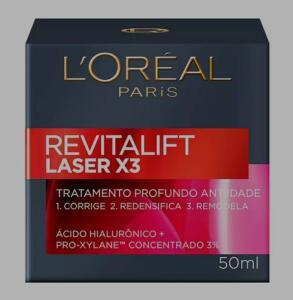 [FRETE GRÁTIS] Creme Anti-Idade L'Oréal Paris Revitalift Laser X3 Diurno