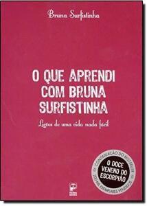 [+18] Livro O que Aprendi com Bruna Surfistinha | R$ 9