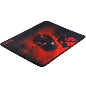 Kit Gamer Redragon M601-BA - Mouse Centrophorus, LED + Mousepad, Control, 330x260mm | R$ 100