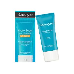 Hidratante Facial Neutrogena Hydro Boost Water Fps 25 55g | R$ 31