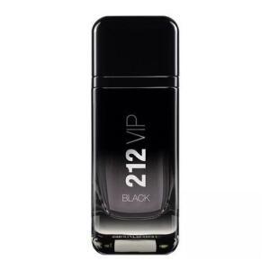 [200ml] 212 Vip Black Carolina Herrera - Perfume Masculino Eau de Parfum | R$ 369