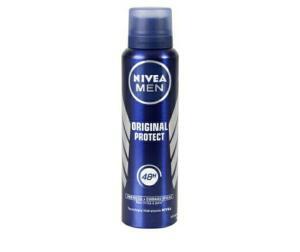 [Leve 6, pague 3] Desodorante Nivea Original Protect Aerosol - 6 un.| R$6