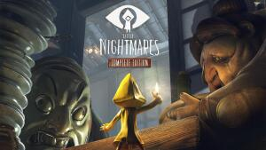 Jogo Little Nightmares - Nintendo Switch - eShop do México | R$38