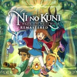 [Switch] Ni No Kuni Wrath of the White Witch