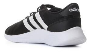 Tênis Adidas Lite Racer 20 Masculino - Preto e Branco