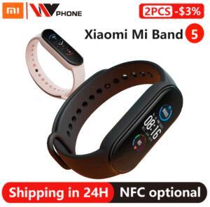 Xiaomi Mi Band 5 R$ 154