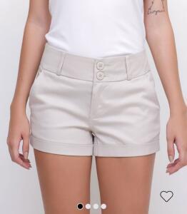 Short básico (tamanho 38)
