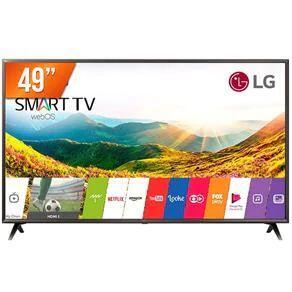 Smart TV LED 49` - Ultra HD 4K LG 49UK6310PSE HDMI USB Wi-Fi Conversor Digital Integrado - Bivolt