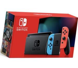 [Pré venda] CC SUBMARINO - NINTENDO SWITCH 32Gb - Neon Blue Red | R$ 2.800