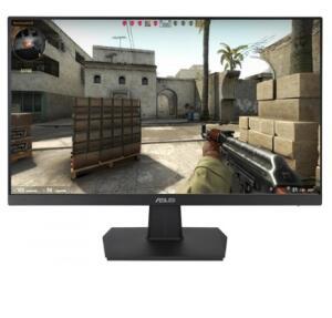 Monitor Gamer Asus Eye Care 23,8 Pol, Widescreen, Full HD, 75Hz, HDMI, IPS, VA24EHE