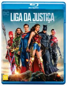 Liga da Justiça [Blu-ray]   R$19