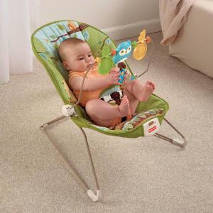 Cadeira de Descanso Bouncer Diversão no Bosque - Fisher Price | R$ 190