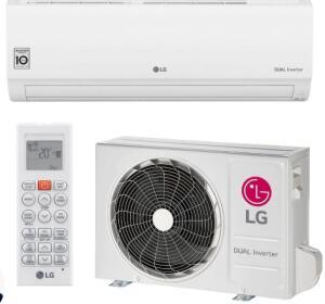 Ar Condicionado LG Voice Split Inverter 9000 BTUs Dual Inverter Quente/Frio 220V | R$ 1449