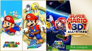 [Mídia Digital] Super Mario 3D All-Stars