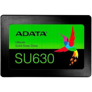 SSD Adata SU630, 480GB, SATA, Leitura 520MB/s | R$360