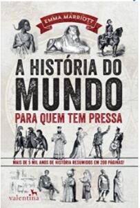 """[Prime] eBook - """"A história do mundo para quem tem pressa"""""""