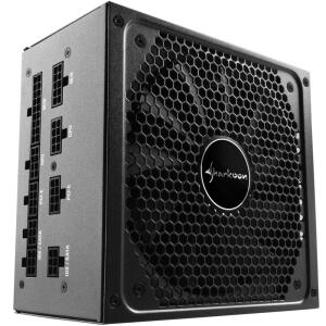 Fonte Sharkoon 750W, 80 Plus Gold, Modular, SilentStorm CoolZero | R$700