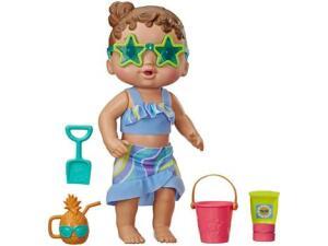 Boneca Bebe Sol e Areia - Hasbro, Baby Alive, E8718 | R$ 79