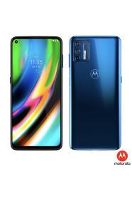 Smartphone Moto G9 Plus Azul Índigo 128GB | R$2.159