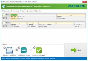 Macrorit Partition Extender Pro Edition [Free]
