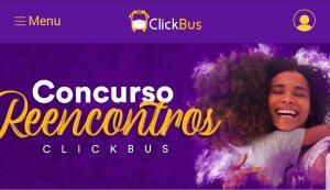 [Concurso] concorra passagens ida e volta grátis na Click Bus