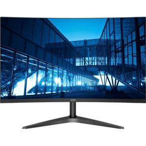 "Monitor LED AOC 23,6"" 24B1H Widescreen Full HD Bordas Ultrafinas HDMI Preto | R$674"