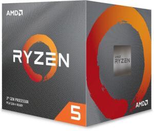 AMD Ryzen 5 3600XT 3.8ghz (4.5ghz Turbo), 6-cores 12-threads
