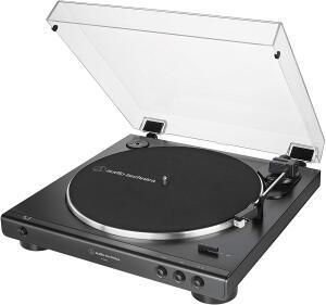 Toca Discos Audio-Technica Automático AT-LP60X-BK