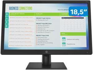 """Monitor para PC HP V19B 18,5"""" LED TN Widescreen HD - VGA"""