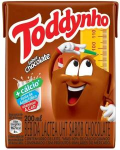 Achocolatado Toddynho 200ml R$2 [PRIME]