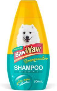 Baw Waw Shampoo Para Cães Branqueador 500Ml [Prime] R$9