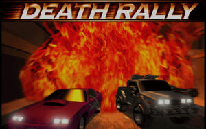 [GRÁTIS] [STEAM] Death Rally Classic