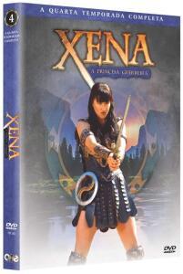 Xena - A Princesa Guerreira - A Quarta Temporada Completa (DVD)
