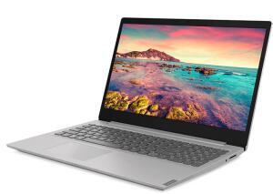 "Notebook IdeaPad S145-15"" Prata (AMD Ryzer 5-3500U / 12GB RAM / 1TB)"