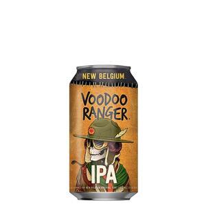 Cerveja New Belgium Voodoo Ranger IPA LT 355ml - R$ 9,90