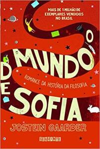 O mundo de Sofia (Português) Capa comum - R$33