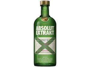 [Clube da Lu][App]Vodka Absolut Extrakt - 750ml - R$58