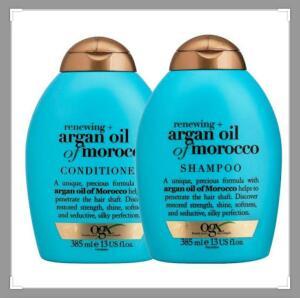 Shampoo + Condicionador OGX Oil Of Morocco | 385ml