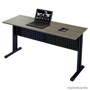 Mesa 1.20x60 Escritório Escrivaninha - MACHIATTO - KASMOBILE - R$175