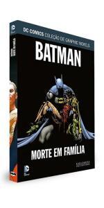 [PRIME] HQ - DC Graphic Novels - Batman: Morte em Família - *Capa Dura* | R$27